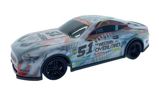 Gear4play Street Car Radiostyrt Bil Cool Wind