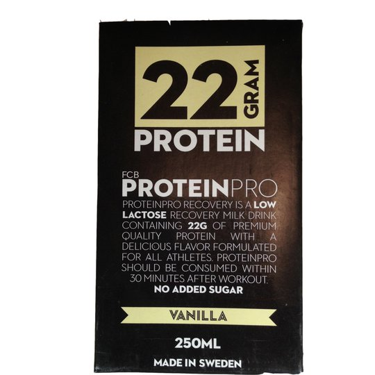 Protein drink - Vanilj - 33% rabatt