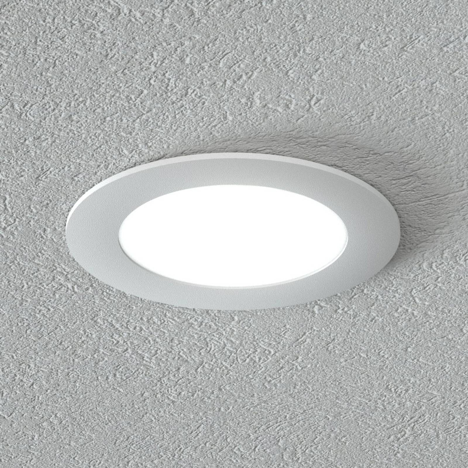 Arcchio Xavian -LED-uppovalo 3 000 K 9,8 cm