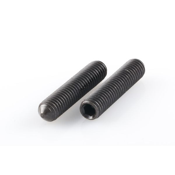 Arvid Nilsson 20610100 Stoppskrue M10, ISO 4027 (DIN 914), MS6SS M10 x 100 mm, 100-pakning