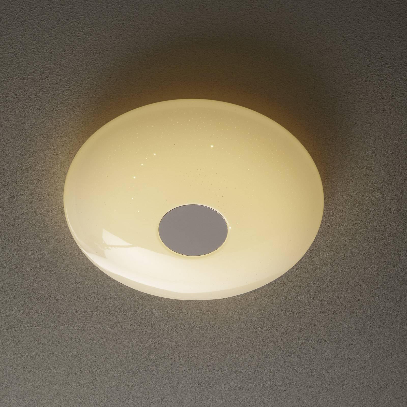 Eglo Connect Voltage-C LED-taklampe rund hvit