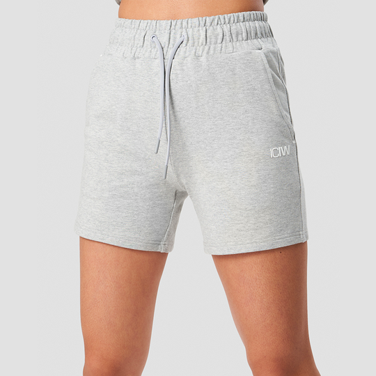 Sweatshorts, Light Grey