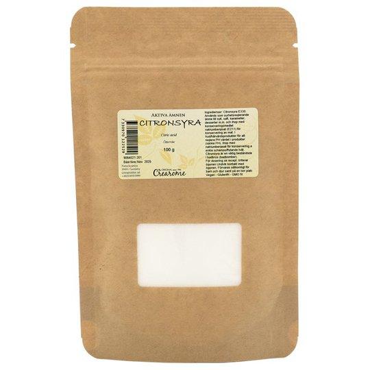 Crearome Citronsyra, 100 g