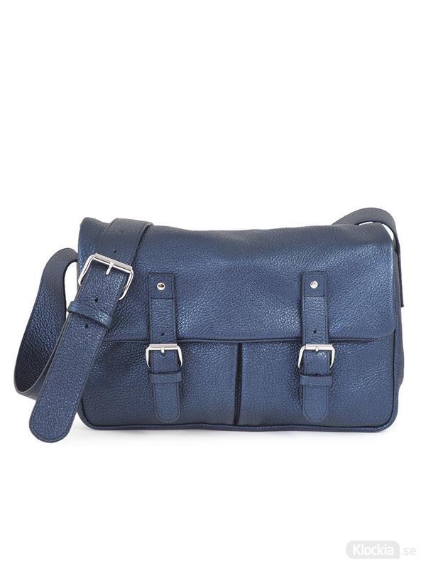 Väska C.Oui Oussant 02 Post-bag - Glitter Blue OUE02BL