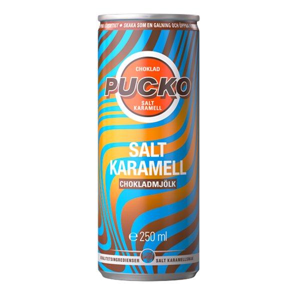 Pucko Salt Karamell - 1-pack