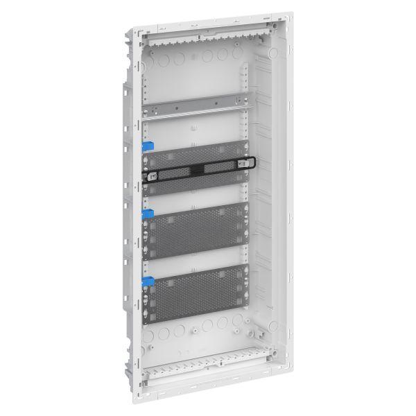 ABB UK600 2CPX031396R9999 Vakiokeskuskotelo ilman ovea 4-rivinen