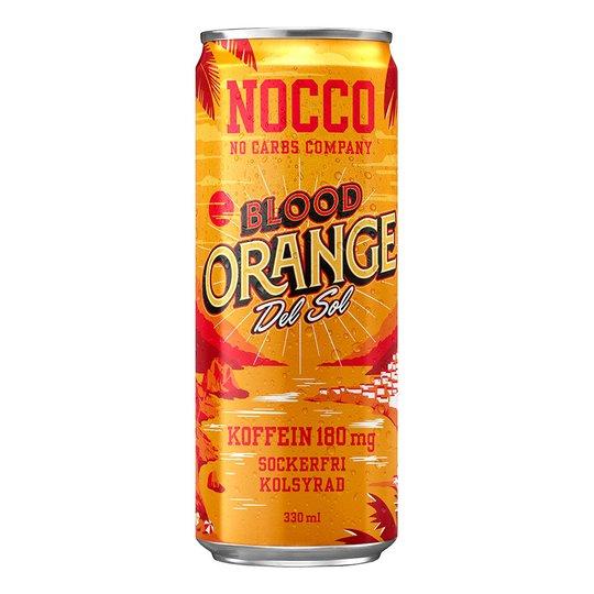Nocco Blood Orange Del Sol - 1-pack