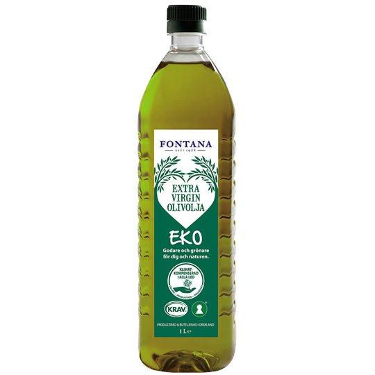 Eko Olivolja - 27% rabatt