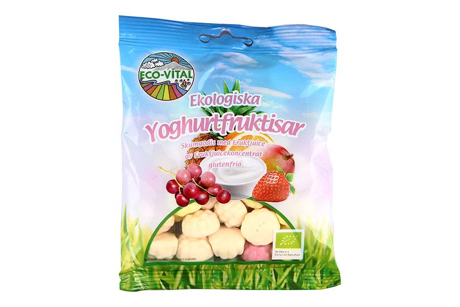 Eco-Vital Yoghurtfruktisar 90g