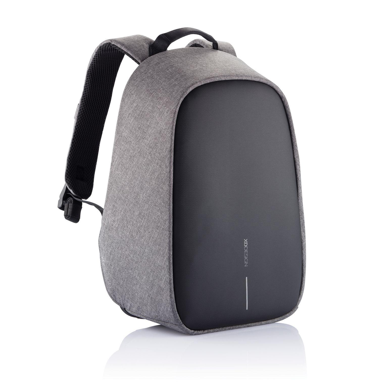 XD Design - Bobby Hero Small Anti-theft Backpack – Grey (P705.702)