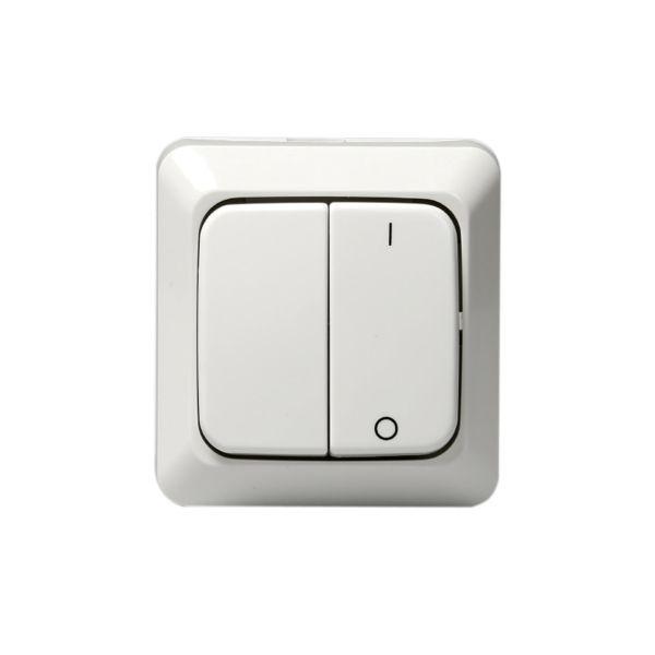ABB 10621A4 Strømstiller utenpåliggende, IP20 2 + 1 pol