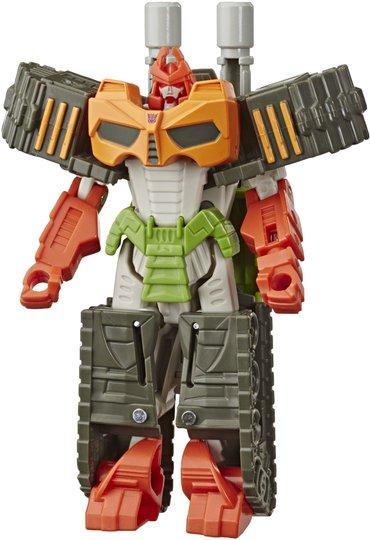 Transformers Cyberverse 1 Step Figur Bludgeon