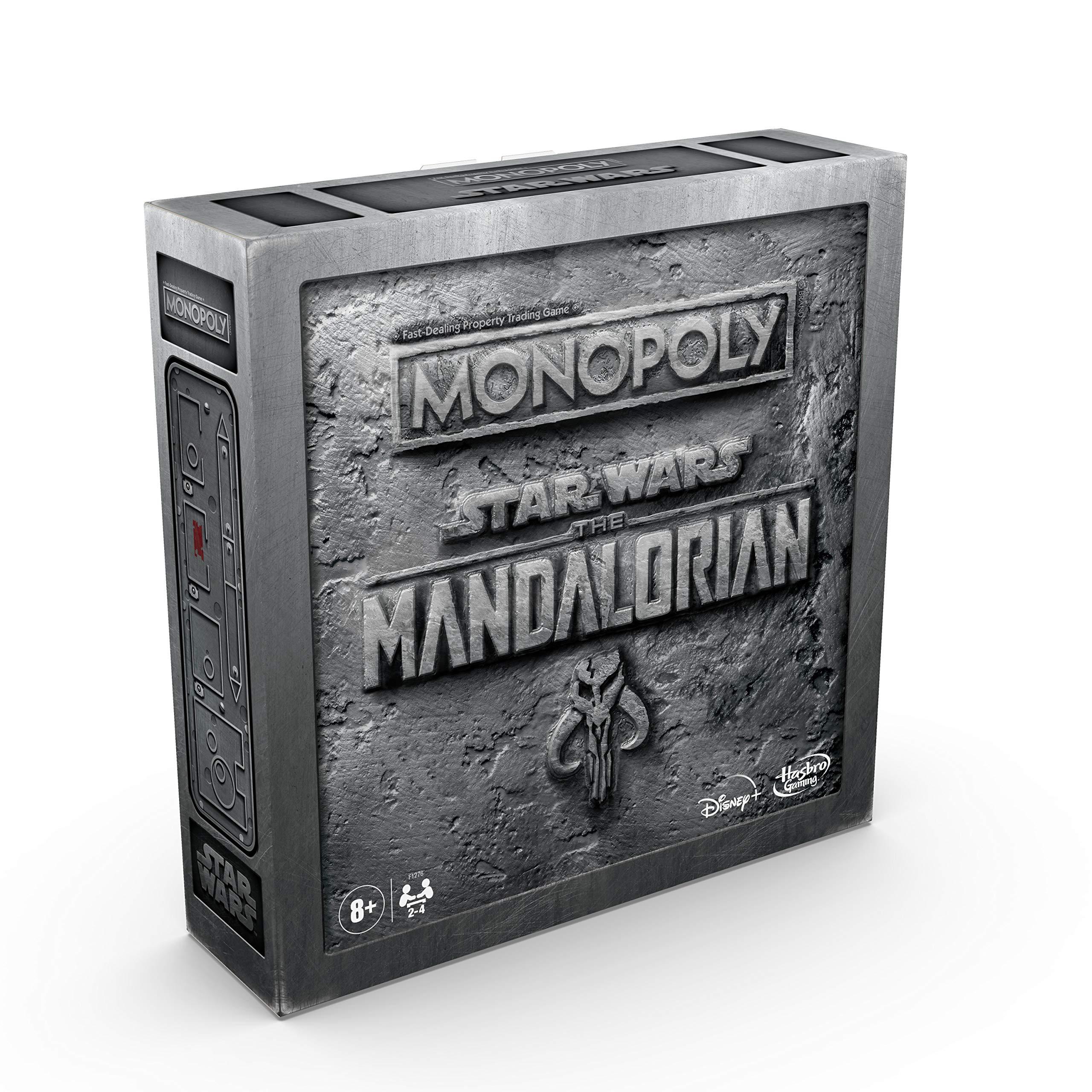 Monopoly: Star Wars Mandalorian (EN)