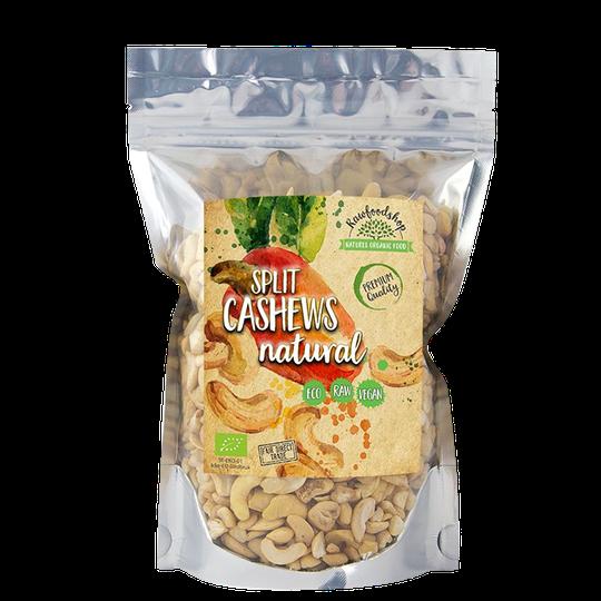 Cashewnötter Delade EKO, 1 kg