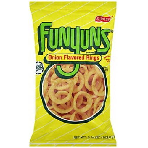 Funyuns Onion Rings 163gram