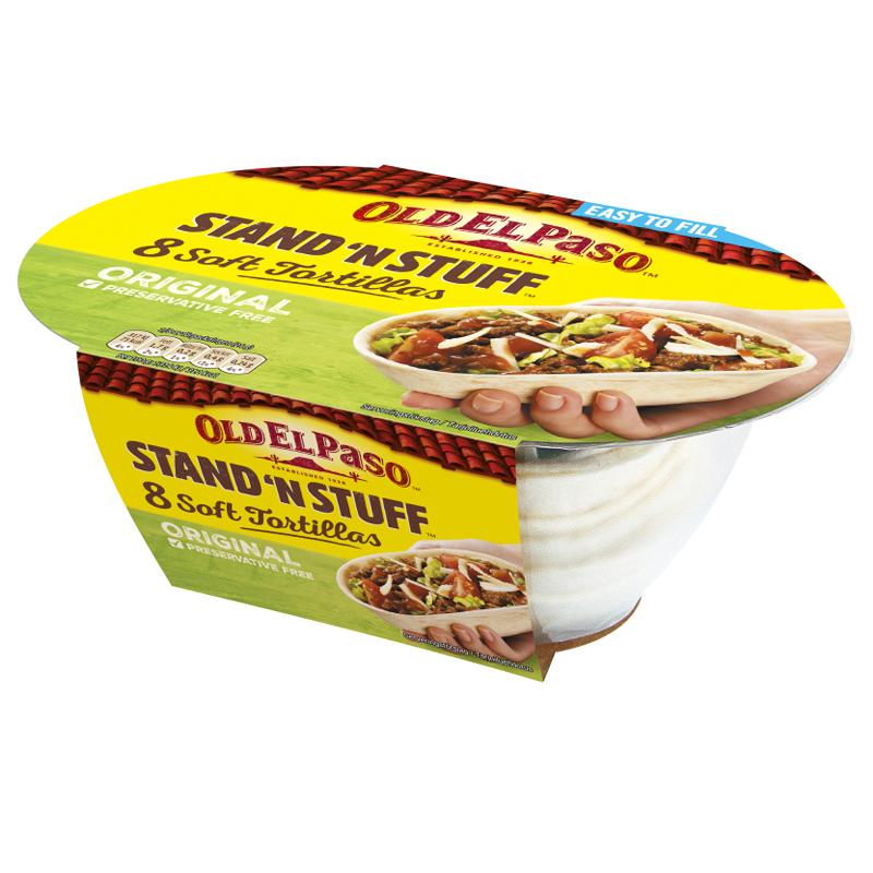 Tortillabröd Stand N Stuff - 21% rabatt