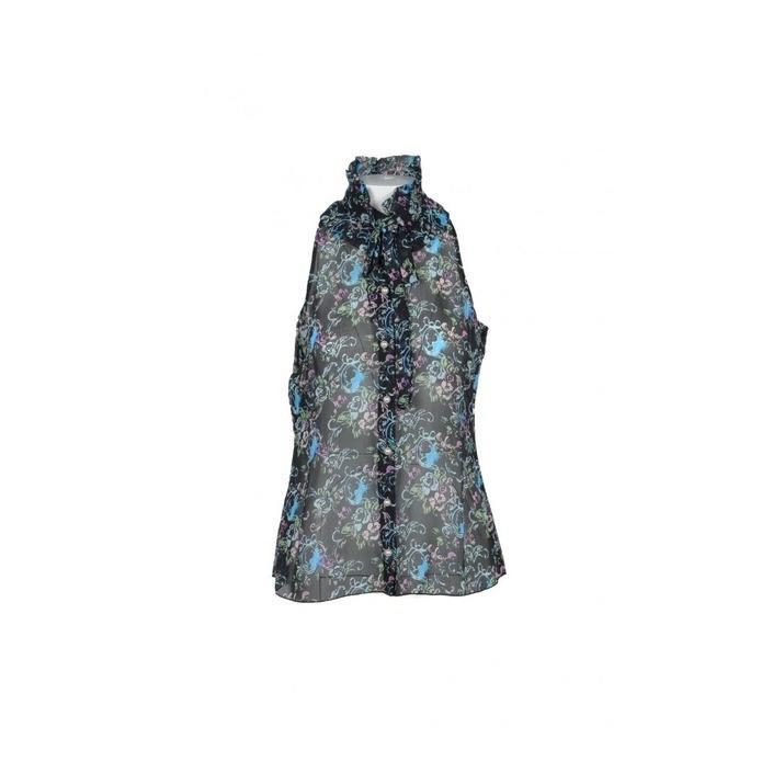 Boutique Moschino Women's Shirt Black 171810 - black 40