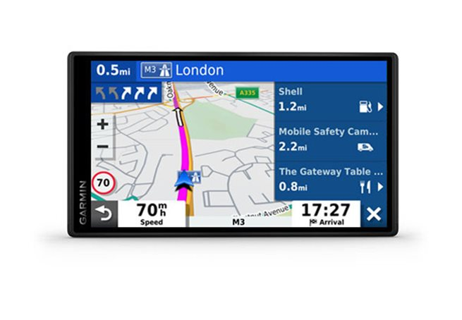 Garmin Garmin DriveSmart 65 & Digital trafik