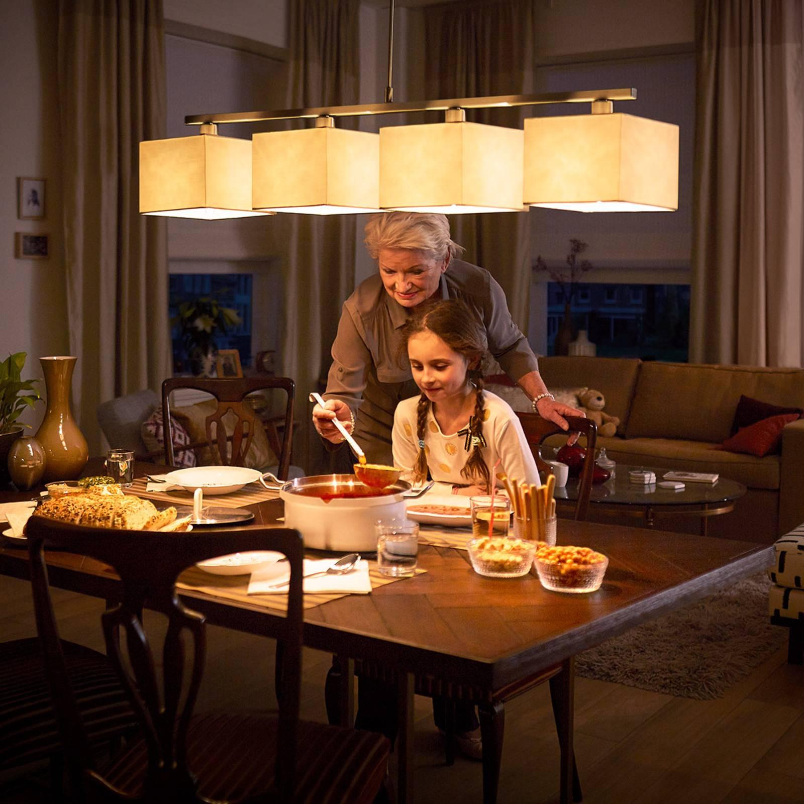 Philips SceneSwitch E14 LED-kynttilä 4,3W Filament