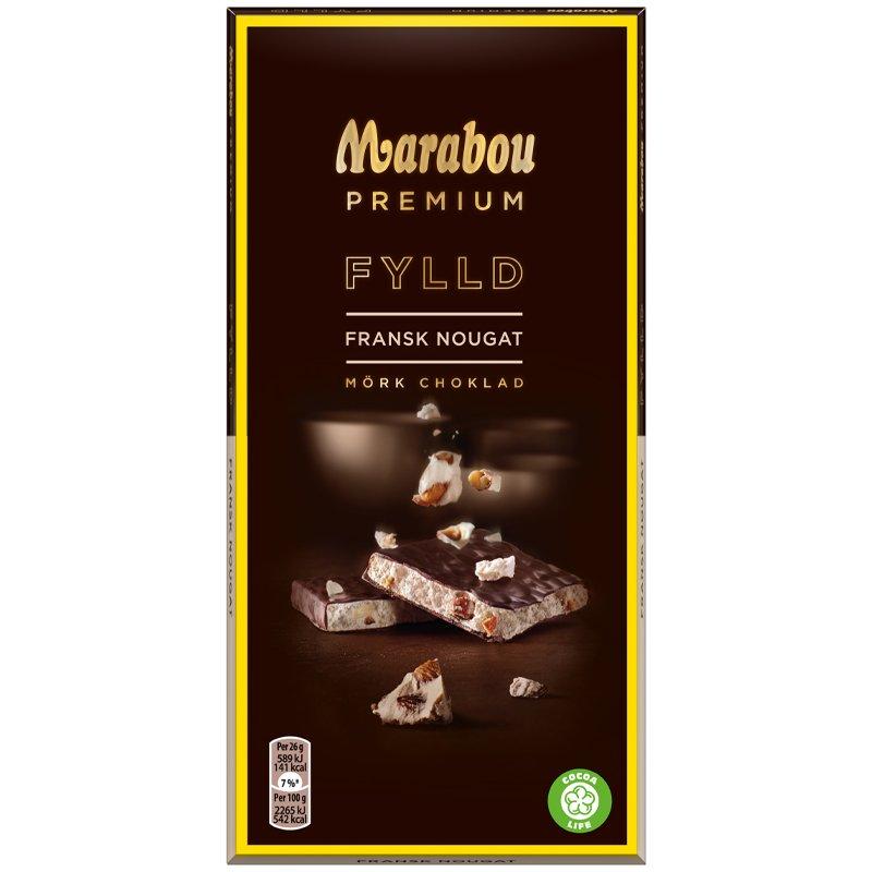 Marabou Premium French Nougat - 26% rabatt