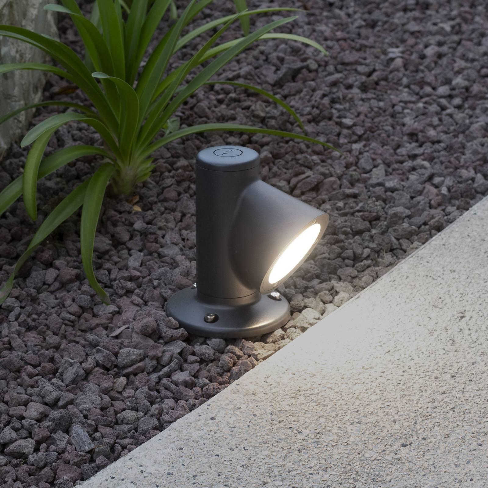 Martinelli Luce Bruco -pollarilamppu 1-lamppuinen