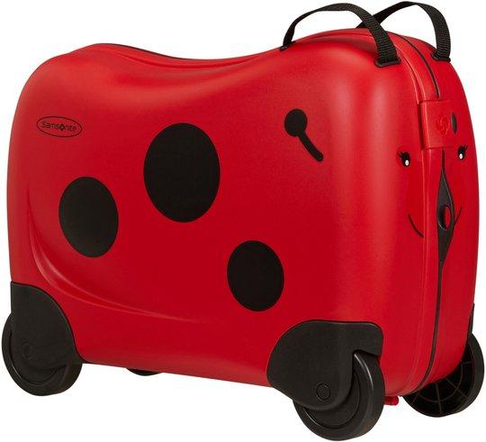 Samsonite Dreamrider Koffert 28L, Ladybird