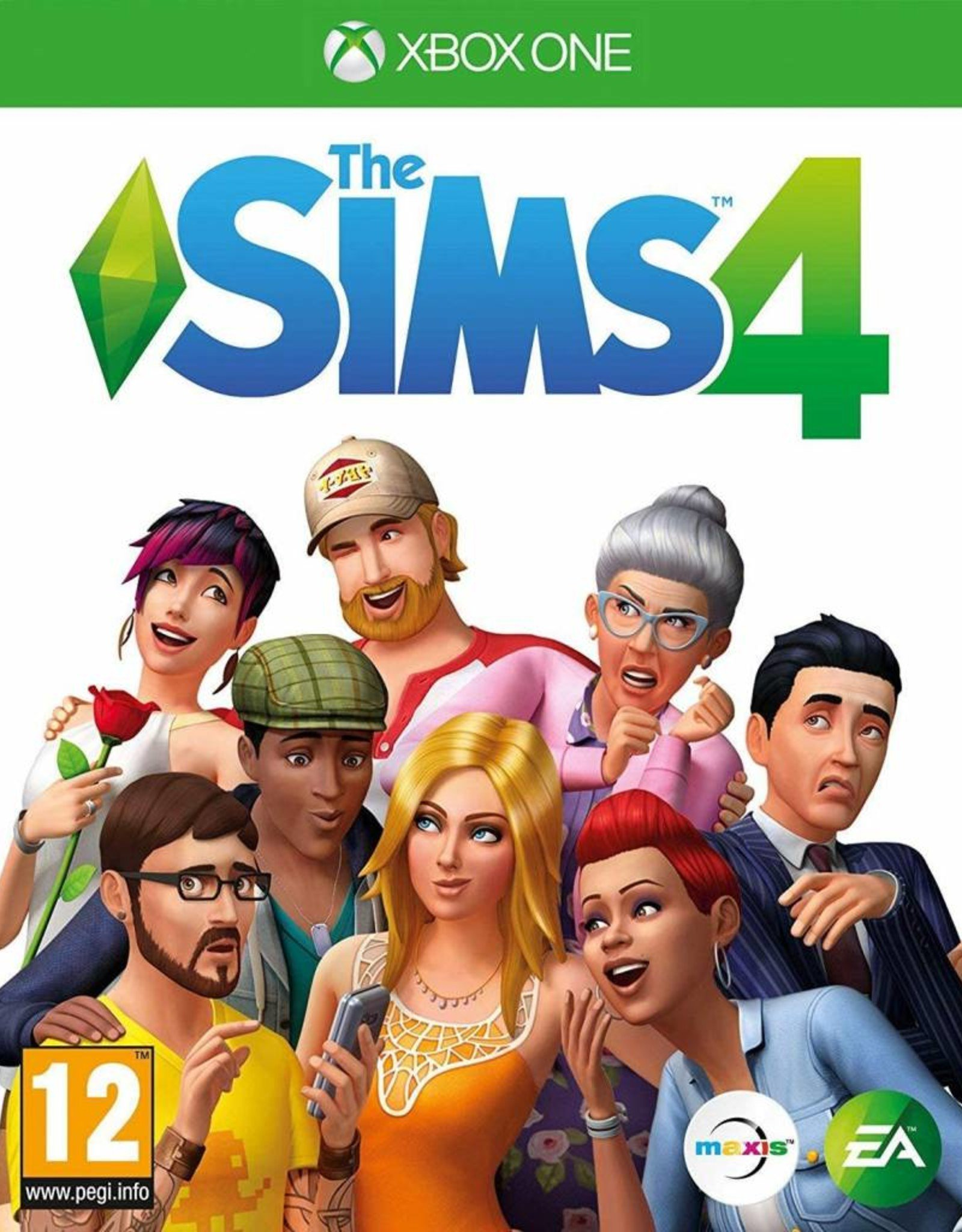 The Sims 4 (UK)