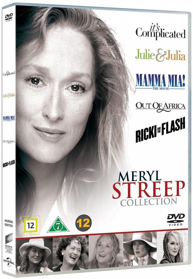 Meryl Streep Collection - DVD