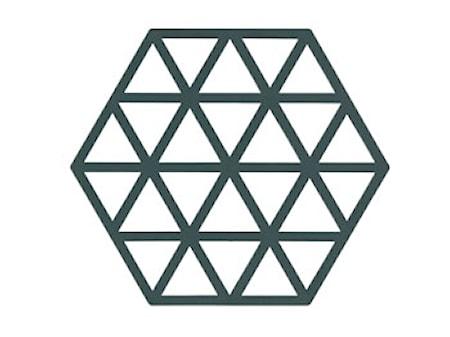 Triangles Grytunderlägg Cactus 16x14 cm