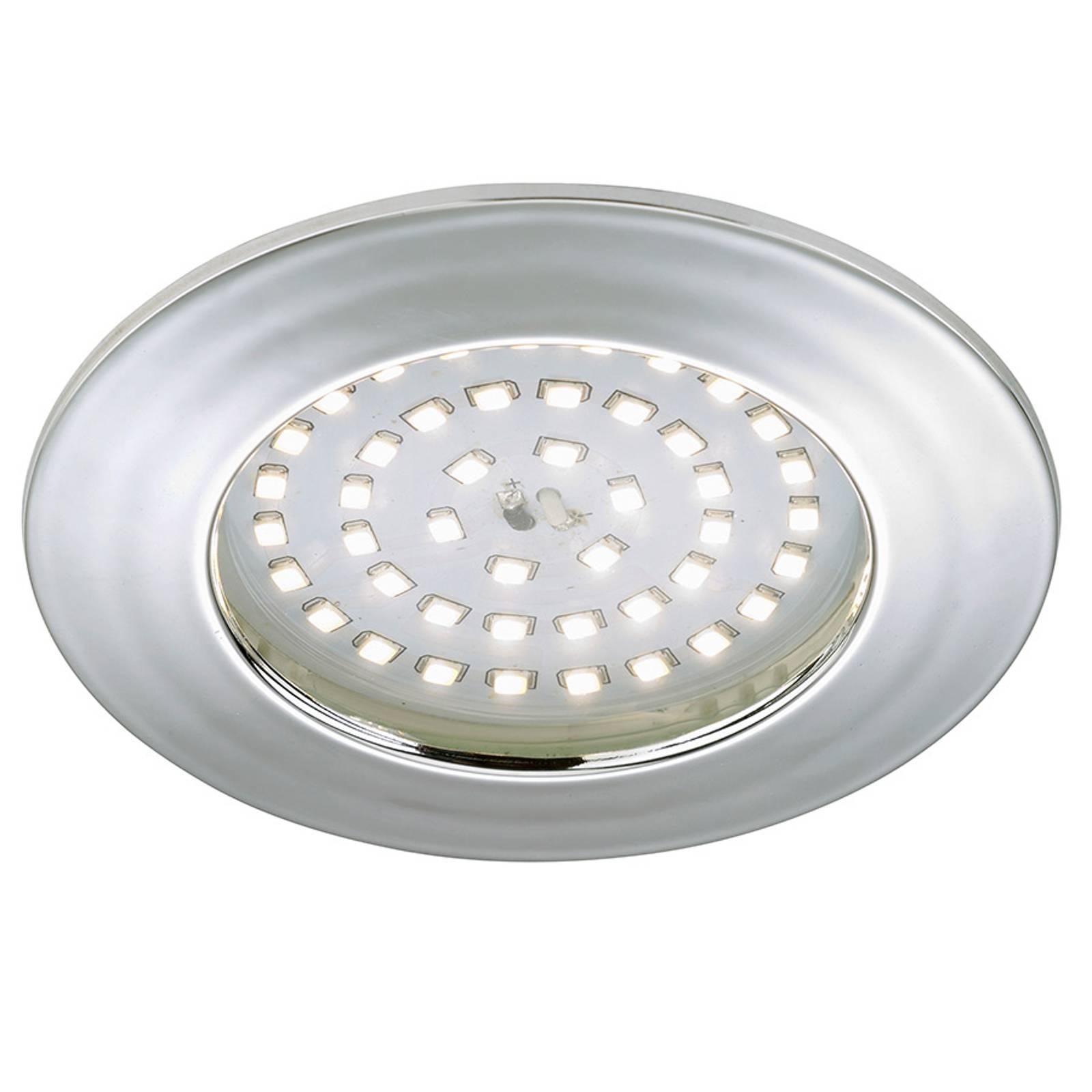 Tehokas Elli-LED-uppovalaisin, alumiini