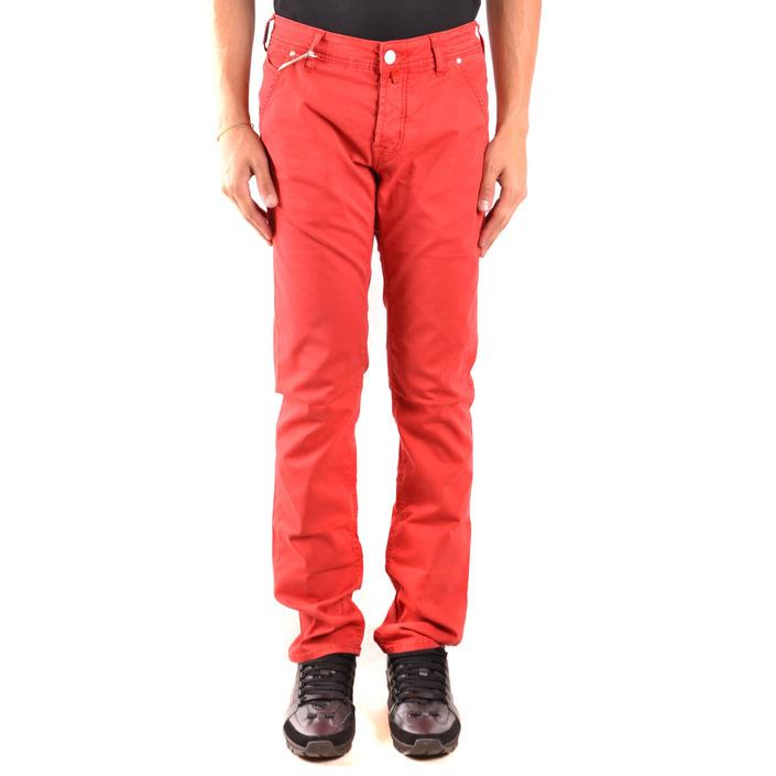 Jacob Cohen Men's Jeans Red 169328 - red 30