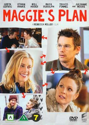 Maggie'S Plan (01.12.16) - Dvd