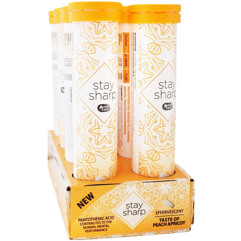 Kosttillskott Stay Sharp 8-pack - 70% rabatt
