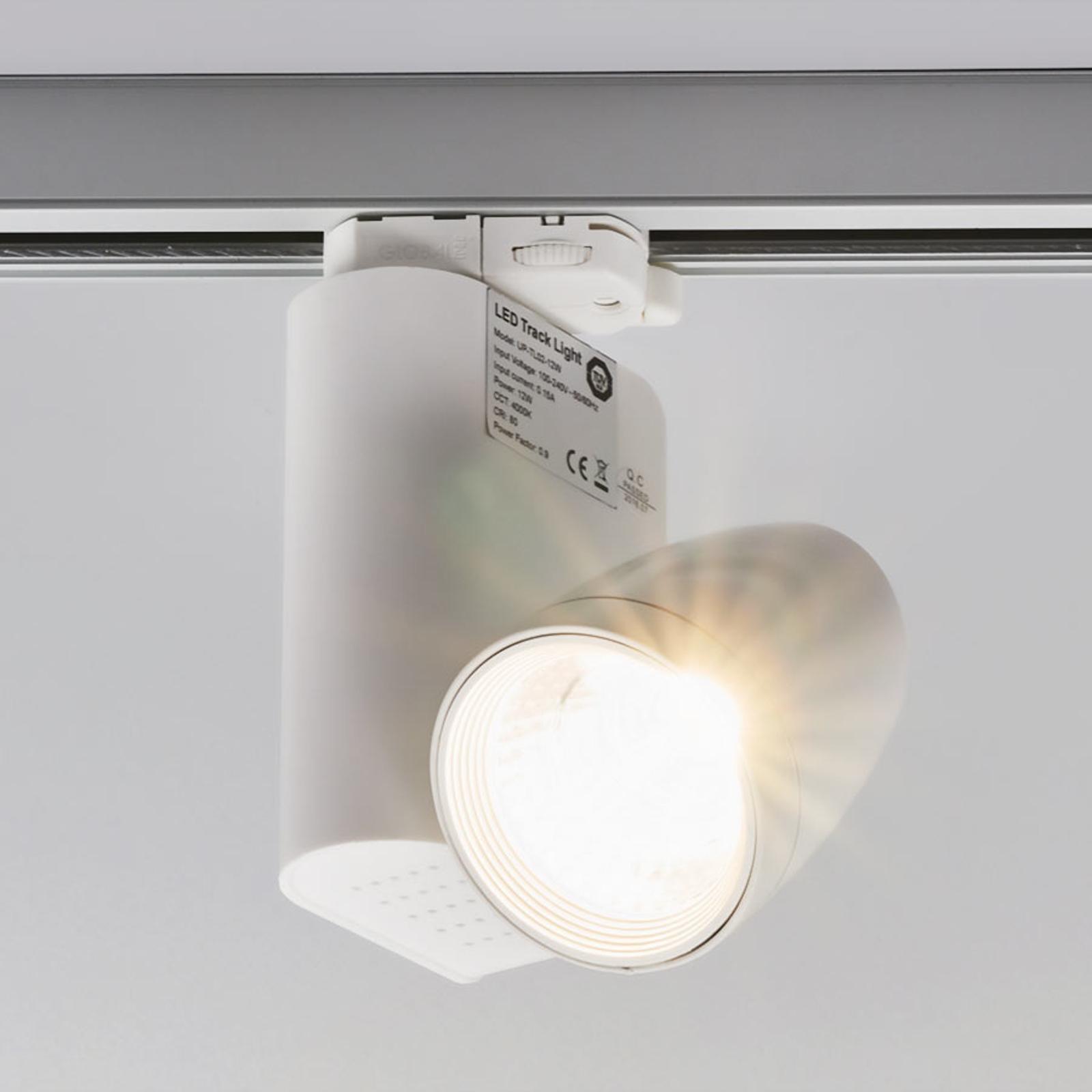 Kolmivaihe-virtakiskosäteilijä Colin LED-lampuilla