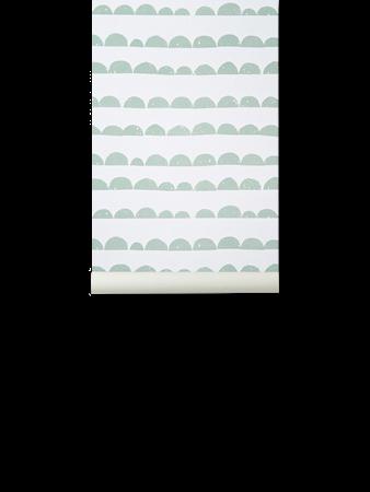 Half Moon Tapet Mint