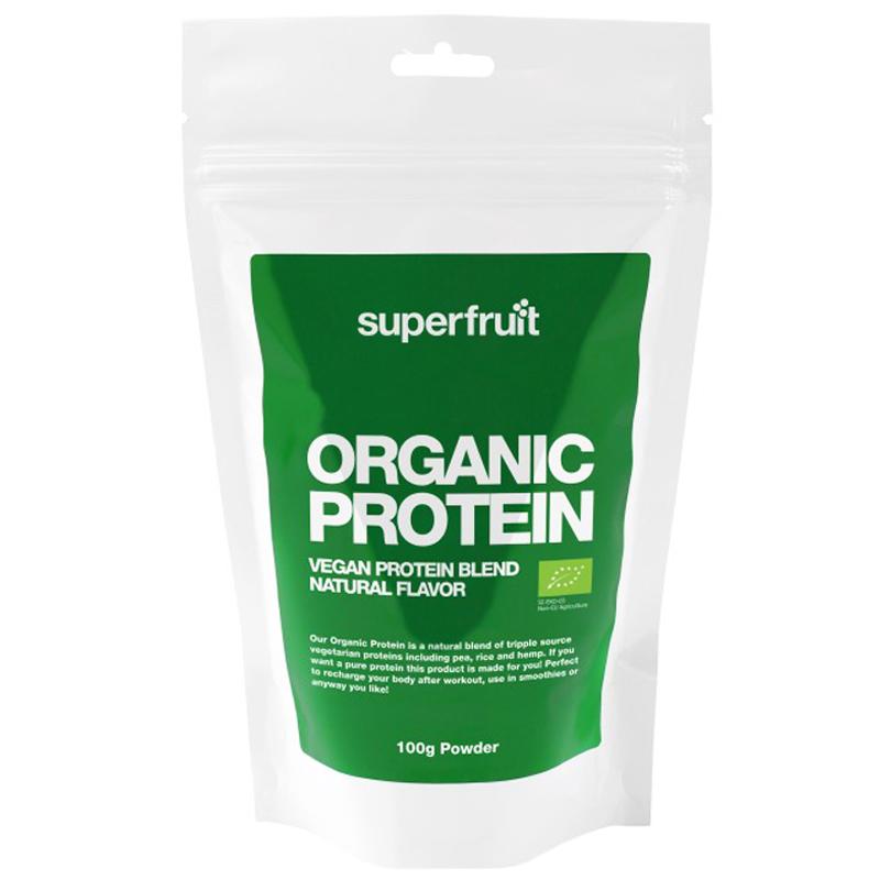 """Protein Pulvermix """"Vegan"""" 100g - 30% rabatt"""
