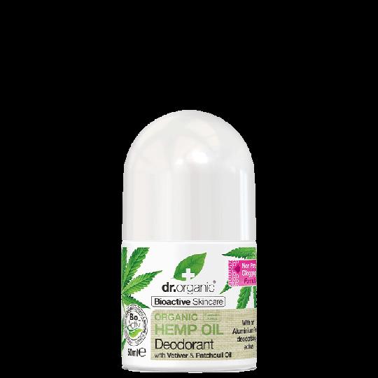 Hemp Oil Deodorant, 50 ml