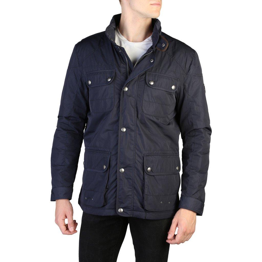 Hackett Men's Jacket Blue HM402090 - blue S