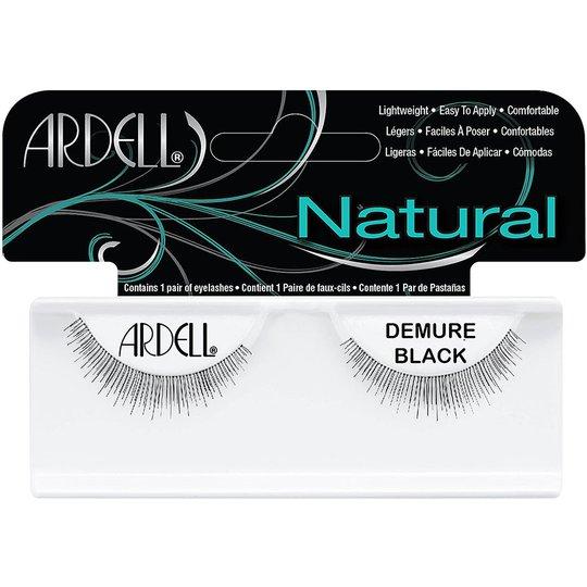 Ardell Natural Demure Black, Ardell Irtoripset