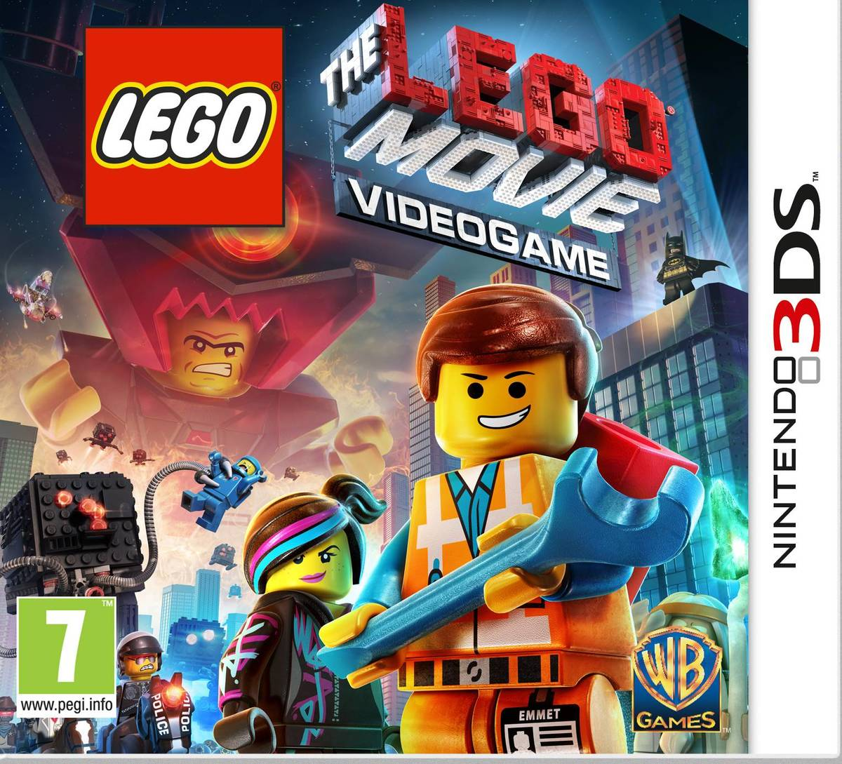 LEGO Movie: Videogame (English in game) (ES)