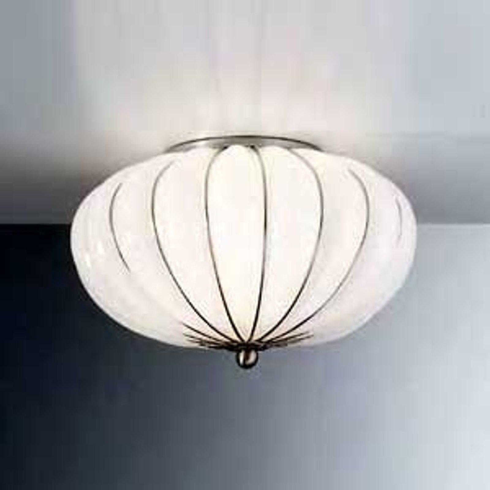 Hånlaget taklampe GIOVE, 29 cm