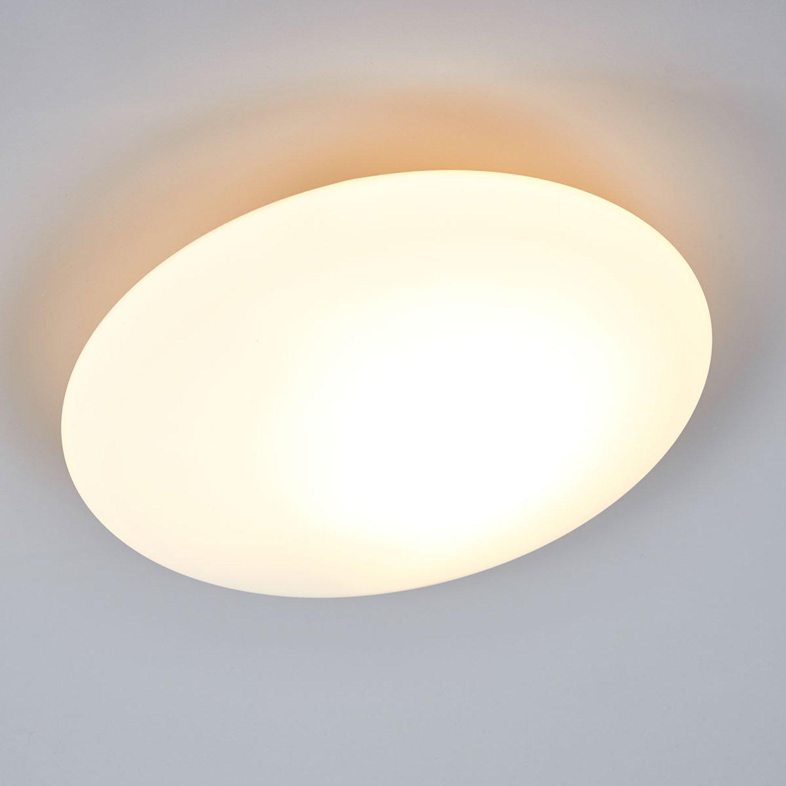 OPAL taklampe i glass 30 cm