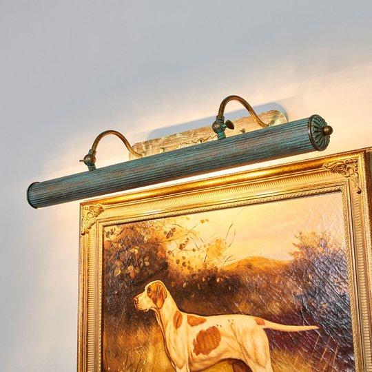 Beno-tauluvalo, 72 cm, kuparinvihreä