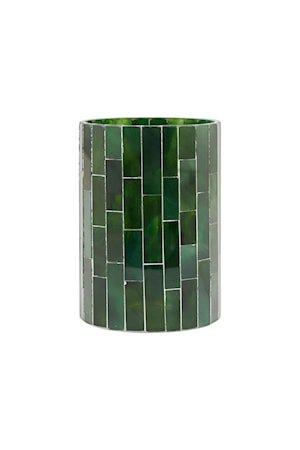 Telysestake Amroha Mørkegrønn 15 cm