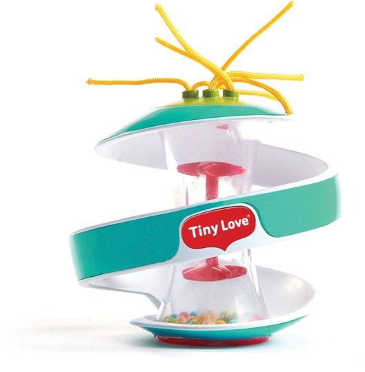 Tiny Love Inspiral Aktivitetsleke Rainstick Ball, Turkis