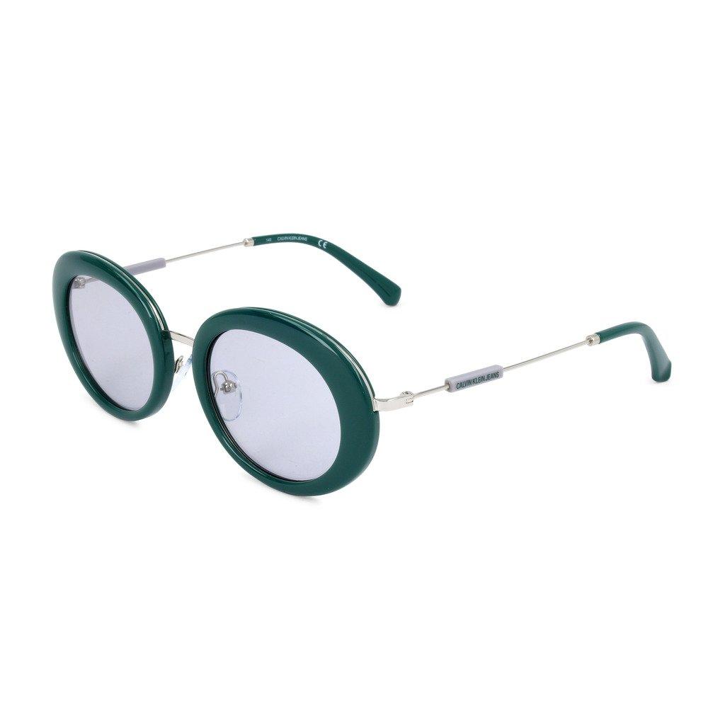 Calvin Klein Women's Sunglasses Various Colours CKJ18701S - green NOSIZE