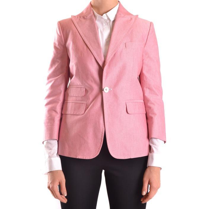 Dsquared Women's Blazer Pink 162048 - pink 44