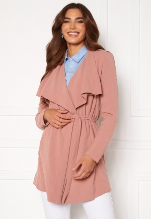 Object Collectors Item Annlee Short Jacket Ash Rose S