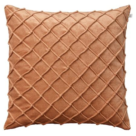 Deva Kuddfodral Velvet Mullvad 50x50 cm