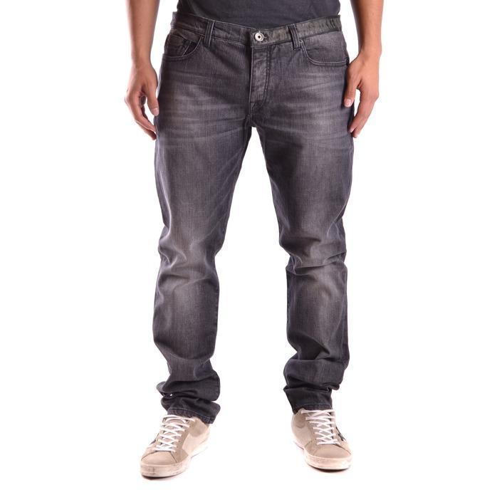 Bikkembergs Men's Jeans Black 170590 - black 38